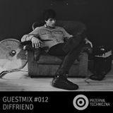 Przerwa Techniczna - Guestmix 012 (Diffriend)