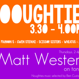 Matt Wester, Tone Radio- Thu 16th Oct '14- 1st Edition of Noughties