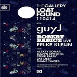 Eelke Kleijn - Live At The Gallery Pres. Lost & Found, Ministry Of Sound (London) - 11-Apr-2014