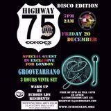 Live in London 20/12/2013