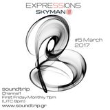 Expressions #005 - March 2017 -Soundtrip Radio 1 - Deep Melodic Moods
