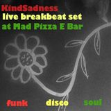 The sample from Live set at Mad Pizza E Bar (15th Oct 2011)