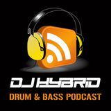 DJ Hybrid Drum And Bass Podcast - Episode 13 - December 2015