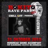 Bokito Rave Promomix #02 (Chill Out Area) - Benedito