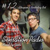 Sensation Radio Ep.12 (Chapan's Birthday Set)