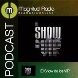 El Show de los VIP - 15 de septiembre 2015
