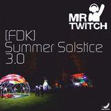DnB Set Live @ [FDK] Summer Solstice 3.0 16-06-2017, Pemberton, BC, Canada