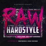 Raw Hardstyle Volume 03 (Mixed By Endymion & High Voltage) (2xCD) (2015)