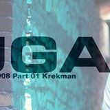 UGApodcast #008 Part01 Krekman