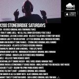 #200 StoneBridge Saturdays