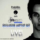 Pablito on SS RADIO (Unite Kingdom) \\ laptop set live 2010/2011
