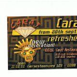 Dj Jan@ AfterClub Carat on Sundays, Grobbendonk 06-09-1998 (20u-21u30)