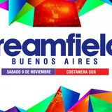 Hernan Cattaneo - Live At Creamfields, Buenos Aires (Cream Arena) - 9th November 2013
