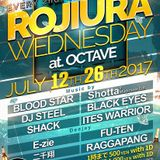 SHOTTA MADMOVE BLOODSTAR ROJIURA WEDNESDAY 1