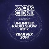 Unlimited Radio Show #017 [Yearmix 2014]