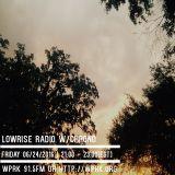 LowRise Radio w/Chrono 06/24/2016