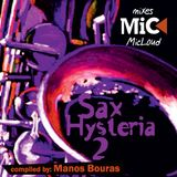 Sax Hysteria #2 - by Manos Bouras