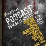 Art Style: Techno | Podcast #280 [Part 5] : DJ Quantum