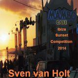 Sven van Holt - Café Mambo Ibiza Sunset Competition 2014