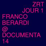 Séminaire de l'erg : Lyne sur Franco Berardi à la Documenta 14