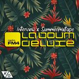 FM4 LA BOUM DELUXE | Interview x Summermixtape 19.07.2019