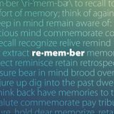 God's Call to Remember