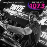 Fri Feb 6th 2015 LIVE on DC's 1073 - DJ Trayze