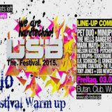 DieBilo @ USB Festival 2015 Warm up [Hardtechno]