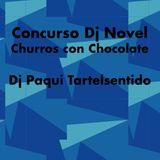 Concurso Dj Novel - Dj Paqui Tartelsentido