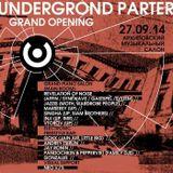 TSIRLIN @ Underground Parter Grand Opening Live