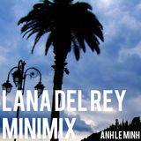 Lana Del Rey Minimix