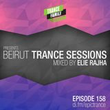Trance Family Lebanon Pres. Beirut Trance Sessions 158 Mixed By Elie Rajha (Valentine Special)