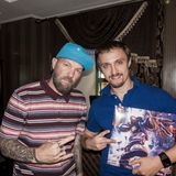 """Inverview with Fred Durst for """"Rolling Stone Russia"""" Magazine, Sept 2015, Moscow"""