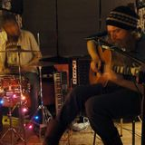 The 2nd act for Dronefest 2017, local folk duo The Diamond Family Archive live @ Soundart Radio