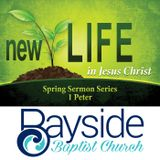 New Life In Jesus Christ (week 4)