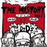 DJ D's / History vol.2 (2012)