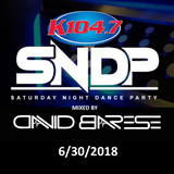 K104 Saturday Night Dance Party - Vynil Squad Takeover 6/30/2018