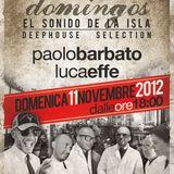 Domingos by Paolo Barbato & Luca Effe