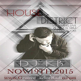 DJ KB Streaming Live On House District