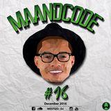Westizo - MaandCode #16