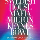 Swedish House Mafia - Live @ The National Bowl, Milton Keynes, Inglaterra (14.07.2012)