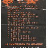 Marta & Napo @ Radical, Cinta 20 de Febrero, Alcala de Henares, Madrid (2000)