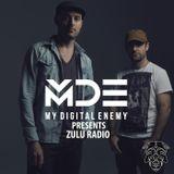 ZULU RADIO # 203 MY DIGITAL ENEMY IBIZA DEEP SPECIAL