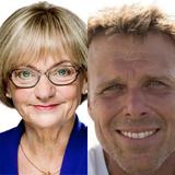 Episode 14-2019 med Pia Kjærsgaard og Mikkel Beha Erichsen