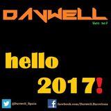 Davwell live set HELLO 2017!