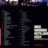 Nick Warren - Reykjavik cd 2
