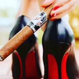 Bobbys Red Bottoms & Cigar Mix