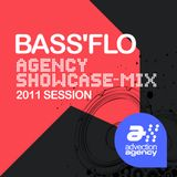 Bass'Flo - Advection Agency  -Showcase Mix 2011