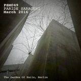 PSM049 - Paride Saraceni - March Mix 2016: Berlin