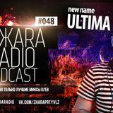ЖARA Radio Podcast №48 (Week 06.03.14) Mixed By Ultima